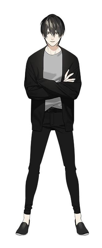羽柴 玄尉(はしば くろい) HASHIBA KUROI