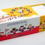 スヌーピー(SPORTS)30枚入りBOXマスク2