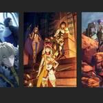 『劇場版 Fate/Grand Order -神聖円卓領域キャメロット- 前編 Wandering; Agateram/後編 Paladin; Agateram』