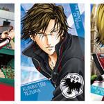 『テニスの王子様』バレンタインフェアが「週刊少年ジャンプ」オフィシャルショップにて開催!5