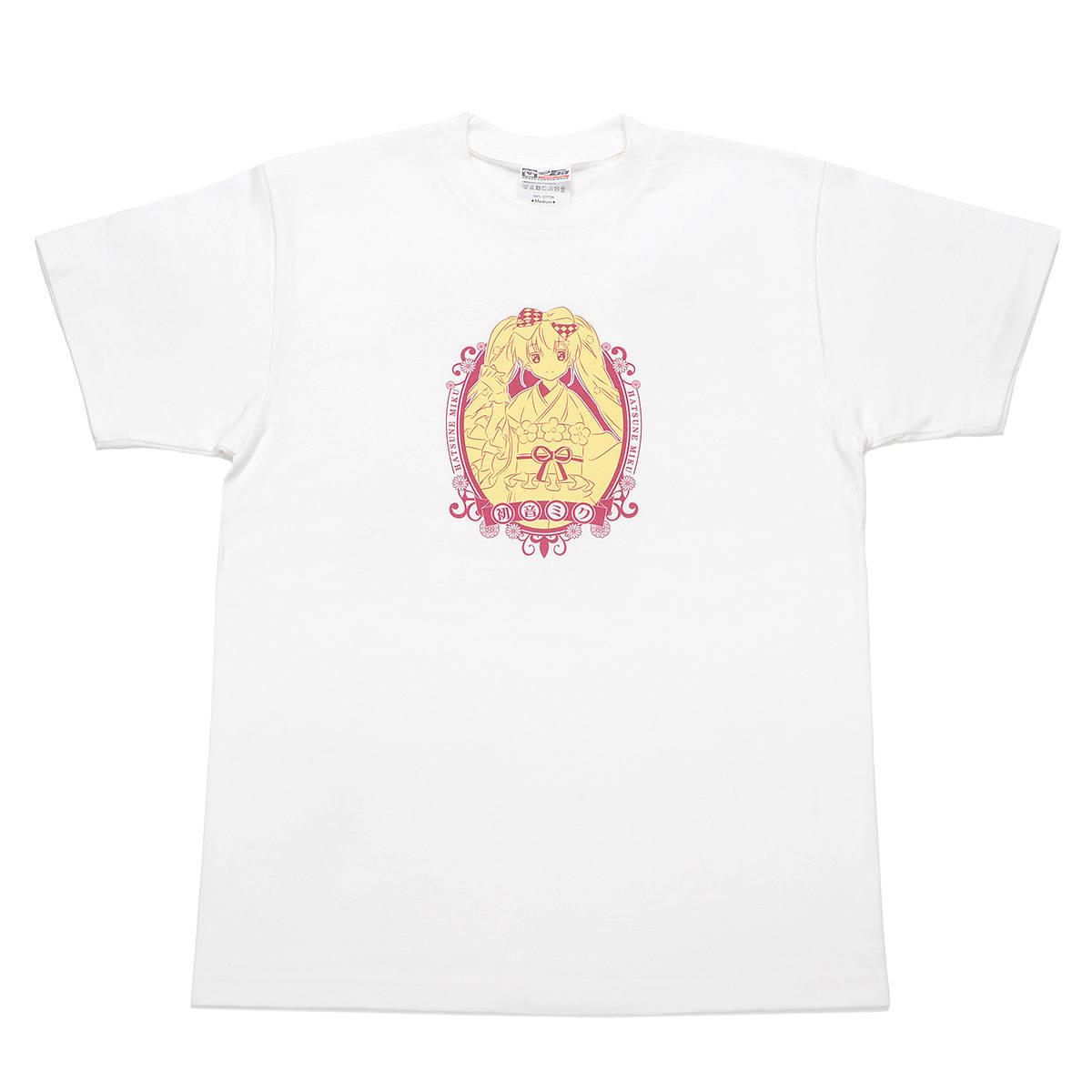 Tシャツ(ミク)