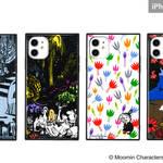 iPhone 11/8/7専用 ムーミン TILEケース1