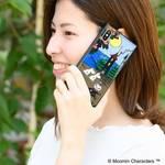 iPhone 11/8/7専用 ムーミン TILEケース6