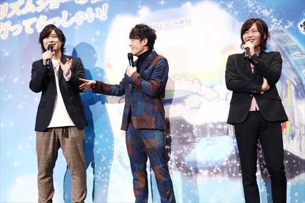 『KING OF PRISM』劇場版新作、初日舞台挨拶レポート!永塚拓馬「キンプリは破壊と創造です。」2