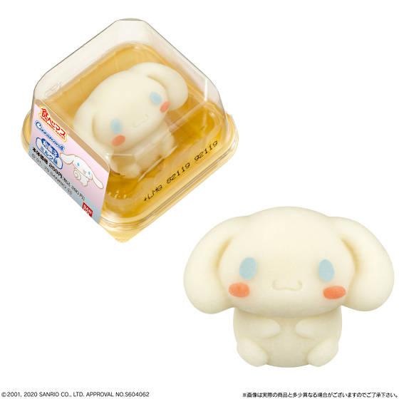 サンリオキャラクターが和菓子化2