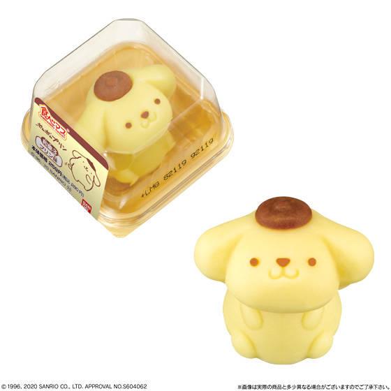 サンリオキャラクターが和菓子化3