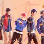 MANKAI STAGE『A3!』~AUTUMN 2020~キービジュアル解禁!