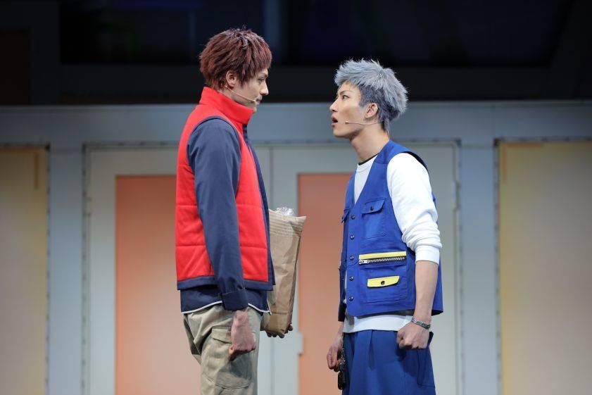 MANKAI STAGE『A3!』~AUTUMN 2020~ ゲネプロ公演 写真2