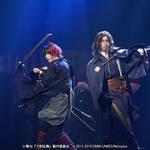 舞台『刀剣乱舞』維伝 朧の志士たち ゲネプロ 写真
