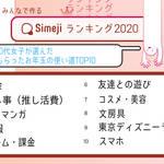 """10代女子の""""お年玉の使い道""""TOP10 画像"""