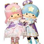 アニバーサリーを彩る華やかなコスチューム キキ&ララ45周年画像