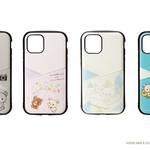 「リラックマ」や「コリラックマ」デザインの iPhone 11/11 pro/11 Pro Max用ケースシリーズ3