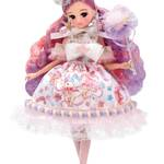 「LiccAスタイリッシュドールコレクション Little Twin Stars Anniversary Style」1