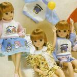 「LiccAスタイリッシュドールコレクション Little Twin Stars Anniversary Style」3