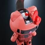 「ハローキティ」が「機動戦士ガンダム」と「超合金」に 写真9