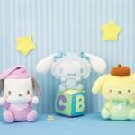 ポチャッコ・シナモン・プリンのばぶばぶ♡Birthday in ナムコ3