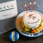 PEANUTS DINER 横浜店 スヌーピー バースデーケーキ 画像2