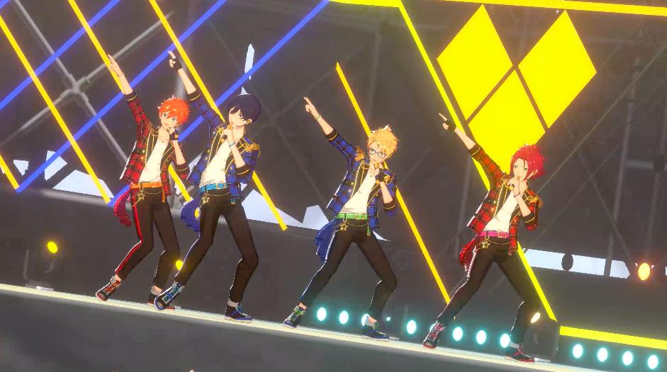 『あんさんぶるスターズ!!Music』 Trickstar『Rebellion Star』ゲームサイズフルver.が公開! 2