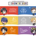 『ヒプノシスマイク』「さっぽろ雪まつり」物販ラインナップ発表!7