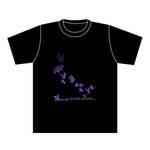 Tシャツ(胡蝶しのぶ) 画像