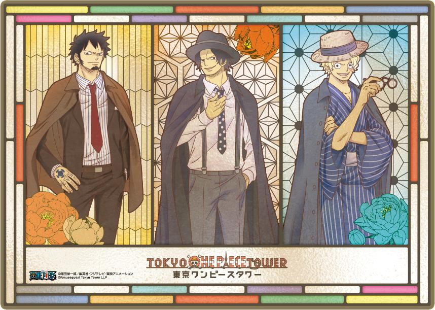 「東京ワンピースタワー」5周年記念ビジュアル2