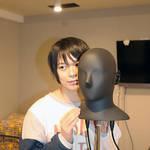 土岐隼一が秘密のカンケイに♪ シチュエーションCD『イケメン夜曲』~ユアン編~インタビュー 写真画像numan01