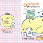 ポムポムプリン×ライスフォース「アクポレス」4