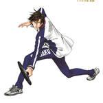 大原画展「テニスの王子様」×「新テニスの王子様」9