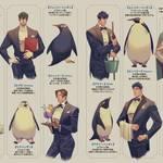 新感覚コミック『ペンギン紳士。』6