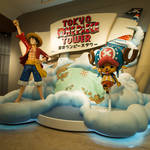 東京ワンピースタワーミッションクリア型ホラーイベント「難破船からの訪問者~蘇りしミイラの呪い~」8