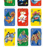 ウノ ポケットモンスター』5