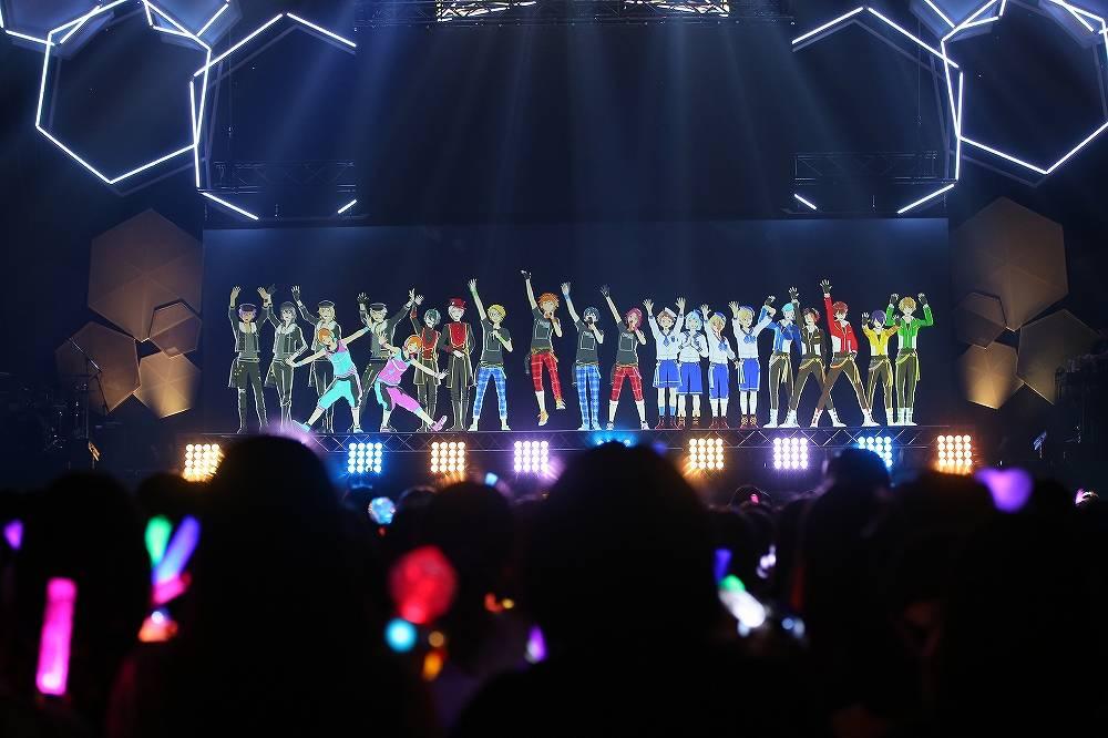 """『あんさんぶるスターズ!DREAM LIVE–4th Tour""""Prism Star!""""-』ツアーファイナル、WOWOWで全曲オンエア!"""