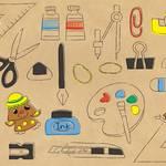 「できるかな」サンリオデザインプロデュース 画像2