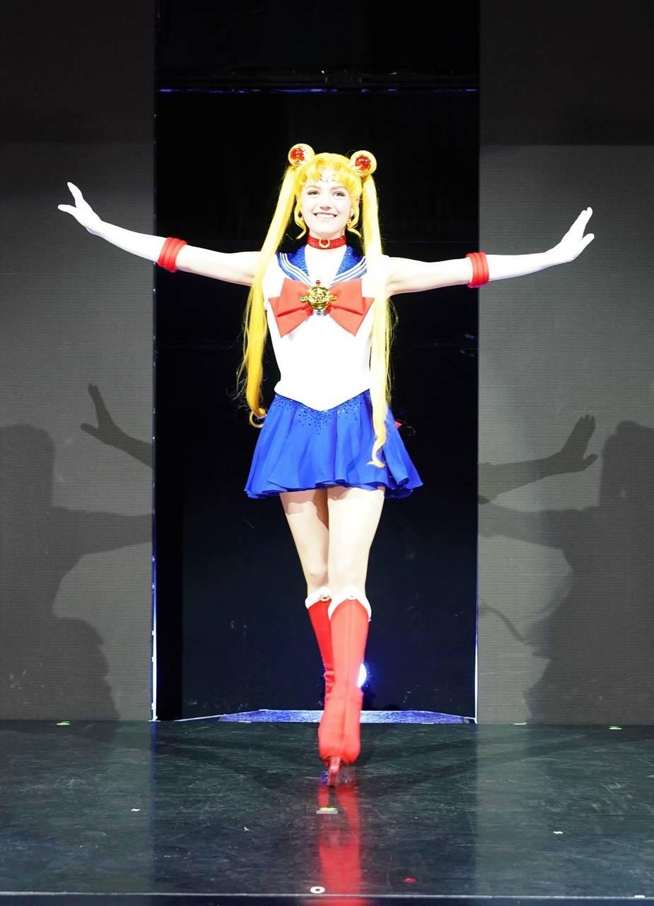 「美少女戦士セーラームーン Prism On Ice」3