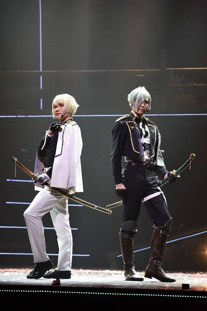 ミュージカル『刀剣乱舞』 髭切膝丸 双騎出陣01