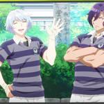 TVアニメ『number24』河西健吾&村瀬歩のコメント到着! OPカットも初公開4