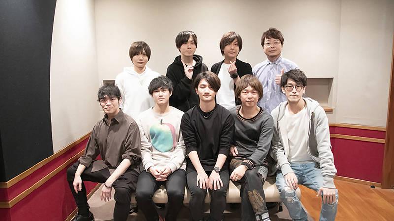 TVアニメ『number24』キャストインタビュー