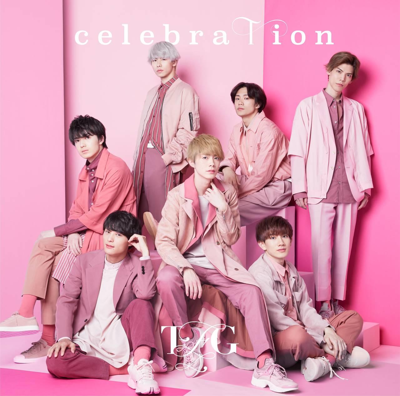 TFG 1stアルバム『celebraTion』