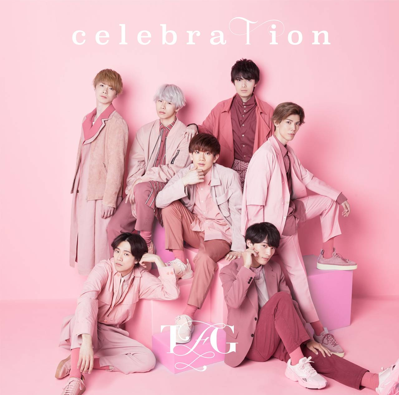 TFG 1stアルバム『celebraTion』3