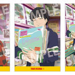 BANANA FISH POP UP SHOP in TOWER RECORDS2