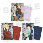BANANA FISH POP UP SHOP in TOWER RECORDS8