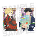BANANA FISH POP UP SHOP in TOWER RECORDS9