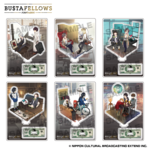 『BUSTAFELLOWS』(バスタフェロウズ)アクリルスタンドが発売!3