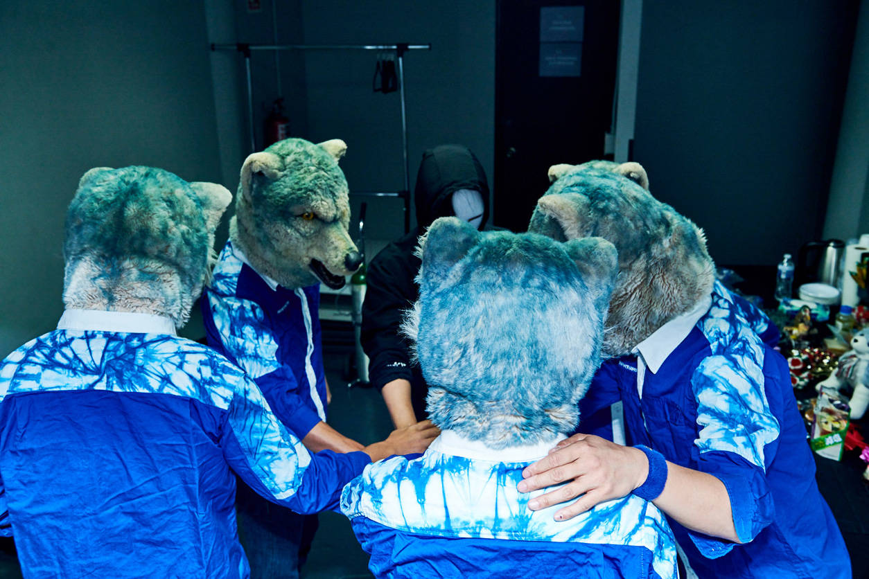 『MAN WITH A MISSION THE MOVIE ‐TRACE the HISTORY‐』