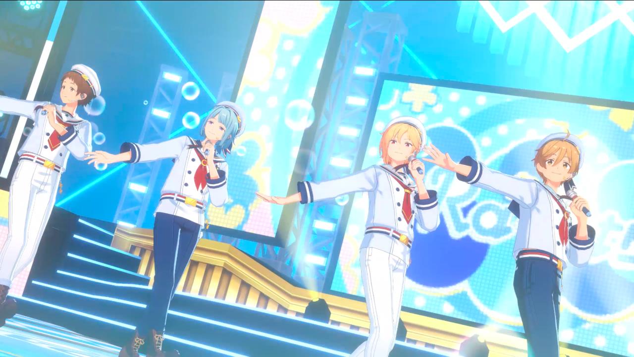 『あんさんぶるスターズ!!Music』Ra*bits『Joyful×Box*』ゲームサイズフルver.が公開! 4