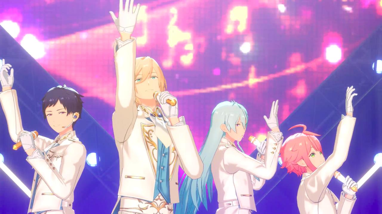『あんさんぶるスターズ!!Music』fine『終わらないシンフォニア』ゲームサイズフルver.が公開!