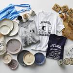 「PEANUTS Cafe × thermo mug」アンブレラボトルミニ3
