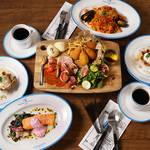 スヌーピーがテーマのカフェ&ダイナー「PEANUTS DINER 横浜」に新メニュー7