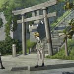 愛姫MEGOHIME 第2話「追憶の梅花」|場面カット2