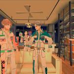 """""""2次元と3次元を行き来する""""ボーイズグループ 『学芸大青春』主演ドラマに花江夏樹が出演!"""